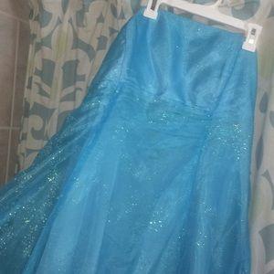 ✨👸🏼CINDERELLA/Princess Halloween/Prom gown!✨